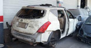 Piezas de desguace del Nissan Murano AWD en Autodesguace La Mina.