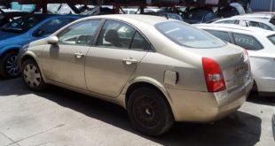 Piezas de Desguace del Nissan Primera