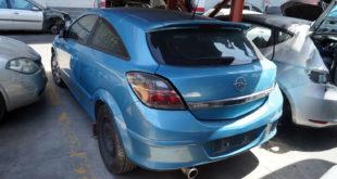 Piezas de desguace del Opel Astra GTC