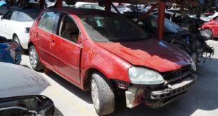 Volkswagen Golf FSI en Autodesguace CAT La Mina