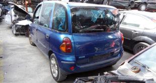 Fiat Multipla en Autodesguace CAT La Mina.