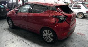 Nissan Micra en Autodesguace CAT La Mina.