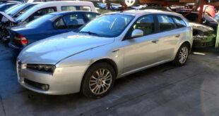 Alfa Romeo 159 en Desguace CAT La Mina.
