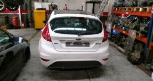 Ford Fiesta en Autodesguace CAT La Mina.