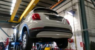 Fiat 500X 2018 en Autodesguace CAT La Mina.