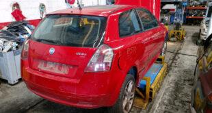 Fiat Stilo JTD en Autodesguace CAT La Mina.