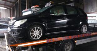 Mercedes Clase B en Autodesguace CAT La Mina.