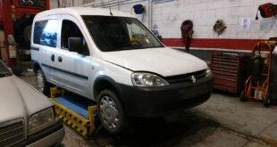 Opel Combo CDTi en Autodesguace CAT La Mina