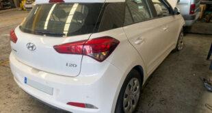 Hyundai i20 en Autodesguace CAT La Mina.