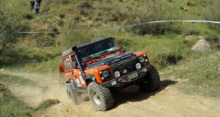 Equipo La Mina Competición CAEX 4x4 Pizarra 2021.