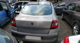Renault Megane en Autodesguace CAT La Mina.