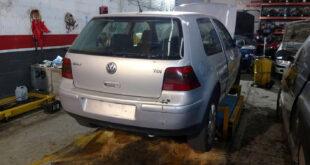 Volkswagen Golf TDi en Autodesguace CAT La Mina.