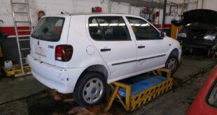 Volkswagen Polo en Autodesguace CAT La Mina.