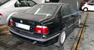 BMW Serie 5 en Autodesguace CAT La Mina.