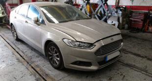 Ford Mondeo en Autodesguace CAT La Mina.