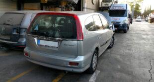 Honda Stream en Autodesguace CAT La Mina.