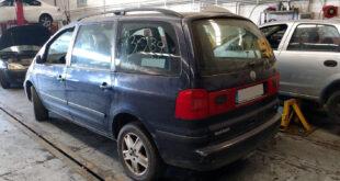 Volkswagen Sharan en Autodesguace CAT La Mina.