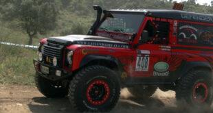 El equipo Escudería La Mina Competición volverá a contar con un Land Rover Defender.
