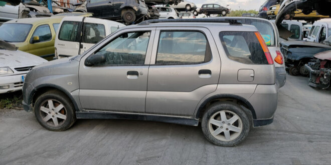 Suzuki Ignis en Autodesguace CAT La Mina.