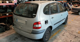 Renault Scenic en Autodesguace CAT La Mina.