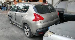 Piezas de desguace de Peugeot 5008