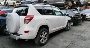 Toyota RAV-4 en Autodesguace CAT La Mina.