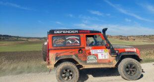 Cuarta posición final para el equipo Escudería La Mina Competición en el Rally de Guadalajara