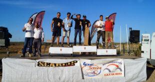 Campeonato Extremo de Andalucía CAEX 4×4 Almodóvar del Río Podio Proto