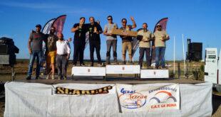 Campeonato Extremo de Andalucía CAEX 4×4 Almodóvar del Río 2021 Podio Súper Proto